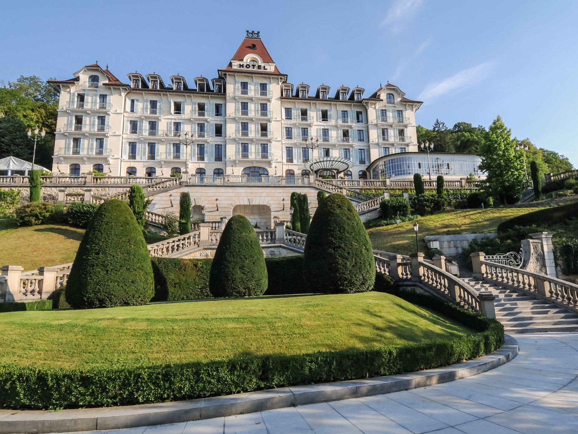 Image Le Palace de Menthon